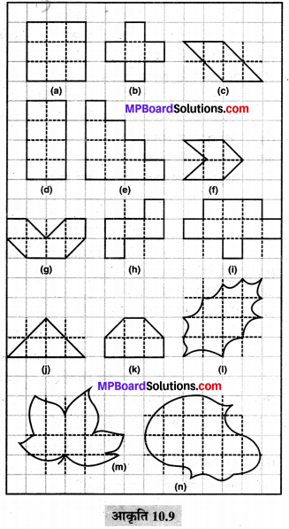 MP Board Class 6th Maths Solutions Chapter 10 क्षेत्रमिति Ex 10.2 image 1