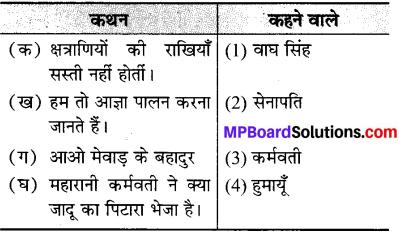 MP Board Class 7th Hindi Bhasha Bharti विविध प्रश्नावली 1 1