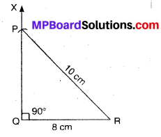 MP Board Class 7th Maths Solutions Chapter 10 Practical Geometry Ex 10.3 1