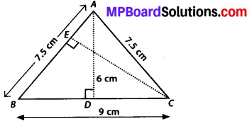 MP Board Class 7th Maths Solutions Chapter 11 Perimeter and Area Ex 11.2 13