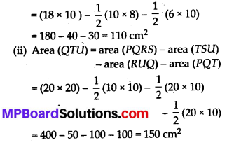 MP Board Class 7th Maths Solutions Chapter 11 Perimeter and Area Ex 11.4 12