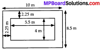 MP Board Class 7th Maths Solutions Chapter 11 Perimeter and Area Ex 11.4 4