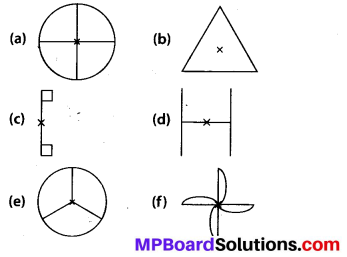 MP Board Class 7th Maths Solutions Chapter 14 Symmetry Ex 14.2 1