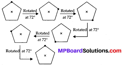 MP Board Class 7th Maths Solutions Chapter 14 Symmetry Ex 14.2 14