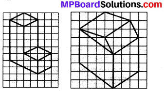 MP Board Class 7th Maths Solutions Chapter 15 Visualising Solid Shapes Ex 15.2 9