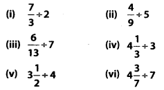 MP Board Class 7th Maths Solutions Chapter 2 Fractions and Decimals Ex 2.4 4