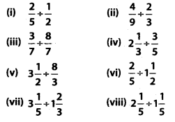 MP Board Class 7th Maths Solutions Chapter 2 Fractions and Decimals Ex 2.4 6