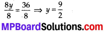 MP Board Class 7th Maths Solutions Chapter 4 Simple Equations Ex 4.2 5