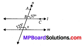 MP Board Class 7th Maths Solutions Chapter 5 Lines and Angles Ex 5.2 10