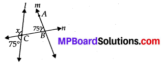 MP Board Class 7th Maths Solutions Chapter 5 Lines and Angles Ex 5.2 9