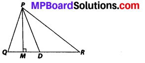 MP Board Class 7th Maths Solutions Chapter 6 The Triangles and Its Properties Ex 6.1 1