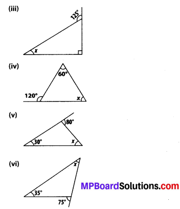 MP Board Class 7th Maths Solutions Chapter 6 The Triangles and Its Properties Ex 6.2 4