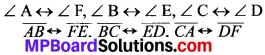 MP Board Class 7th Maths Solutions Chapter 7 त्रिभुजों की सर्वांगसमता Ex 7.1 image 1 a
