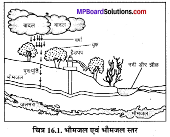 MP Board Class 7th Science Solutions Chapter 16 जल एक बहुमूल्य संसाधन 1