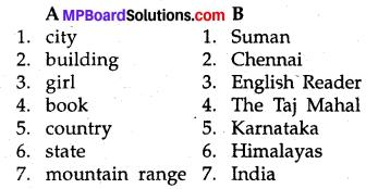 Mp Board Class 8 English Chapter 3