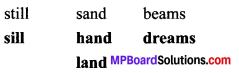 MP Board Class 6th General English Solutions Chapter 11 A Moonbeam Comes img-1