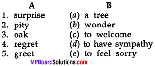 MP Board Class 7th Special English Revision Exercises 2 1