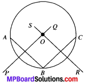 MP Board Class 9th Maths Solutions Chapter 10 Circles Ex 10.3 img-2