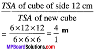MP Board Class 9th Maths Solutions Chapter 13 Surface Areas and Volumes Ex 13.5 img-2