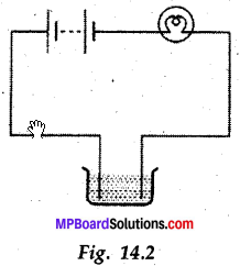 MP Board Class 8th Science Solutions Chapter 14 Chemical Effects of Electric Current 2