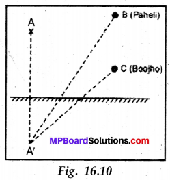MP Board Class 8th Science Solutions Chapter 16 Light 10
