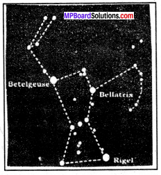 MP Board Class 8th Science Solutions Chapter 17 Stars and The Solar System 2