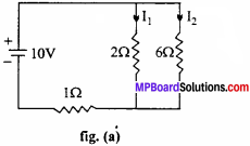 MP Board 12th Physics Important Questions Chapter 3 Current Electricity - 13
