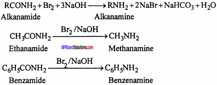 MP Board Class 12th Chemistry Important Questions Chapter 13 Amines 40