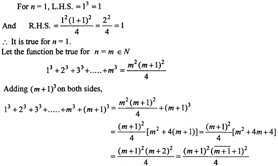 MP Board Class 11th Maths Important Questions Chapter 4 Principle of Mathematical Induction 3
