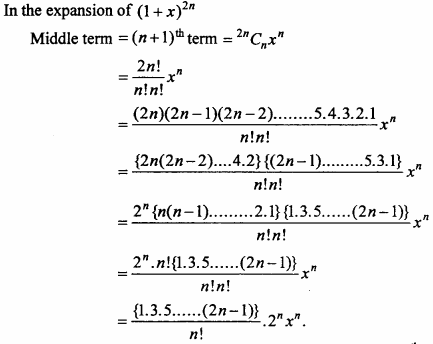 MP Board Class 11th Maths Important Questions Chapter 8 Binomial Theorem 15