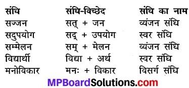 Mp Board Class 10th Hindi Chapter 13
