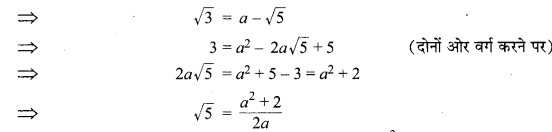MP Board Class 10th Maths Solutions Chapter 1 वास्तविक संख्याएँ Additional Questions 1