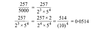 MP Board Class 10th Maths Solutions Chapter 1 वास्तविक संख्याएँ Additional Questions 3