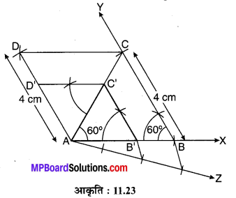 MP Board Class 10th Maths Solutions Chapter 11 रचनाएँ Additional Questions 4