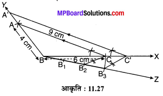 MP Board Class 10th Maths Solutions Chapter 11 रचनाएँ Additional Questions 8
