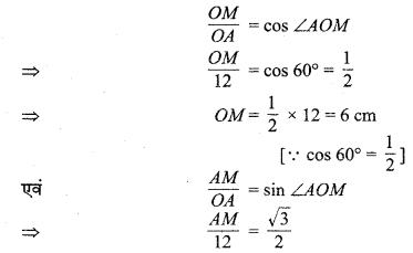 MP Board Class 10th Maths Solutions Chapter 12 वृतों से संबंधित क्षेत्रफल Ex 12.2 7