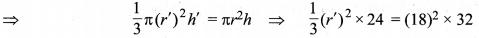 MP Board Class 10th Maths Solutions Chapter 13 पृष्ठीय क्षेत्रफल एवं आयतन Ex 13.3 8
