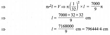 MP Board Class 10th Maths Solutions Chapter 13 पृष्ठीय क्षेत्रफल एवं आयतन Ex 13.4 11