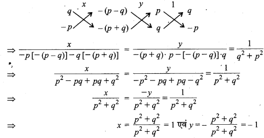 MP Board Class 10th Maths Solutions Chapter 3 दो चरों वाले रैखिक समीकरण युग्म Ex 3.7 6