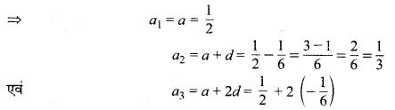 MP Board Class 10th Maths Solutions Chapter 5 समान्तर श्रेढ़ियाँ Additional Questions 9