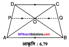 MP Board Class 10th Maths Solutions Chapter 6 त्रिभुज Additional Questions 14