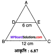 MP Board Class 10th Maths Solutions Chapter 6 त्रिभुज Additional Questions 29