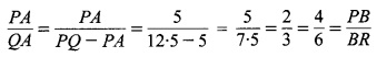 MP Board Class 10th Maths Solutions Chapter 6 त्रिभुज Additional Questions 35