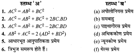 MP Board Class 10th Maths Solutions Chapter 6 त्रिभुज Additional Questions 41
