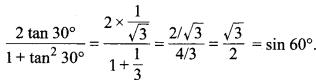 MP Board Class 10th Maths Solutions Chapter 8 त्रिकोणमिति का परिचय Ex 8.2 4