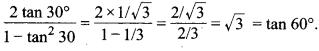 MP Board Class 10th Maths Solutions Chapter 8 त्रिकोणमिति का परिचय Ex 8.2 6