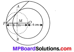 MP Board Class 10th Maths Solutions Chapter 11 Constructions Ex 11.2 2