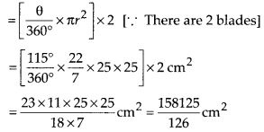 MP Board Class 10th Maths Solutions Chapter 12 Areas Related to Circles Ex 12.2 16
