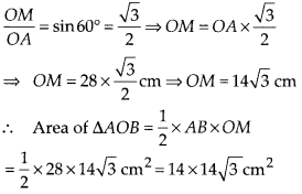 MP Board Class 10th Maths Solutions Chapter 12 Areas Related to Circles Ex 12.2 20