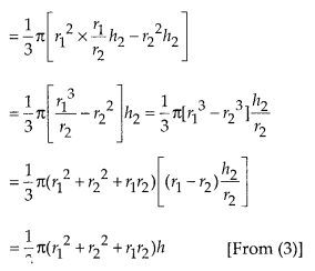 MP Board Class 10th Maths Solutions Chapter 13 Surface Areas and Volumes Ex 13.5 11